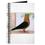 Gold Blackwing Archangel Journal