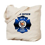 Fire Chief's Nephew Tote Bag