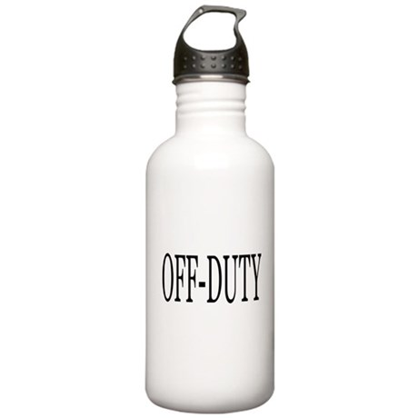Off-Duty Stainless Water Bottle 1.0L