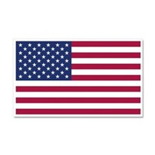 American Flag Car Magnet 20 x 12