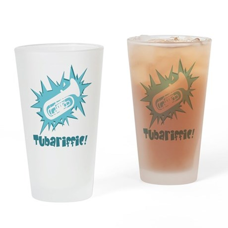 Tubariffic Pint Glass