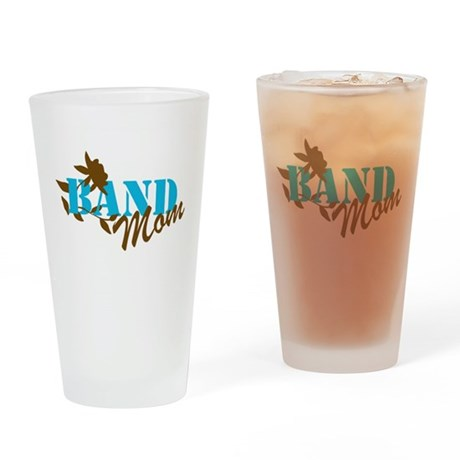Band Mom Pint Glass