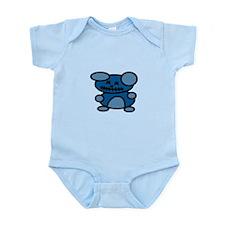Zombie Bear Infant Bodysuit