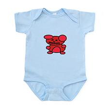 VooDoo Teddy Infant Bodysuit