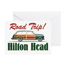 Hilton Head Road Trip - Greeting Card