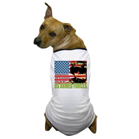 U.S. Armed Forces Dog T-Shirt