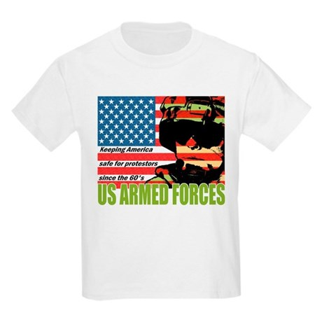 U.S. Armed Forces Kids T-Shirt