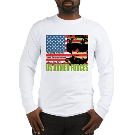 U.S. Armed Forces Long Sleeve T-Shirt