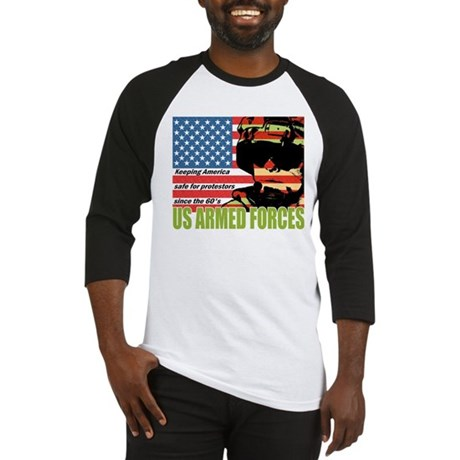 U.S. Armed Forces Baseball Jersey