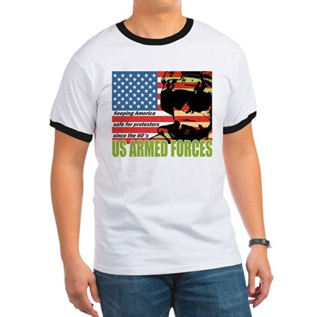 U.S. Armed Forces Ringer T