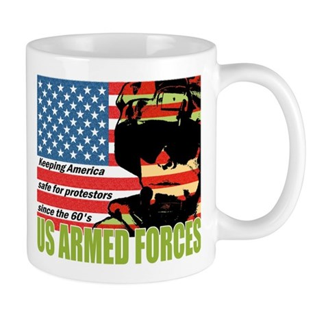 U.S. Armed Forces Mug