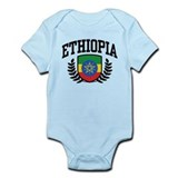 Ethiopia Infant Bodysuit