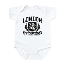 London England Infant Bodysuit