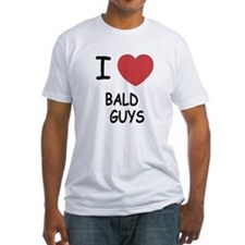 I heart bald guys Shirt