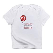 February Infant/Toddler T-Shirt