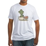 Baby Gator Fitted T-Shirt