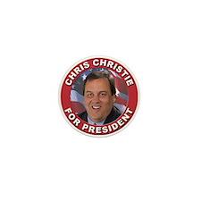 Chris Christie for President Mini Button (100 pack