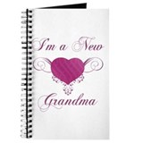 Heart For New Grandmas Journal