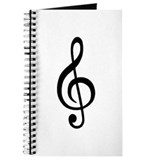 G-clef for MUSIC LOVERS Journal