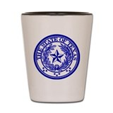 Great state of texas Shot Glass