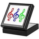MUSIC V Keepsake Box
