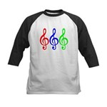 MUSIC V Kids Baseball Jersey