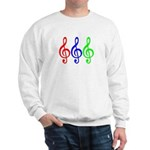 MUSIC V Sweatshirt