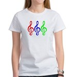 MUSIC V Women's T-Shirt