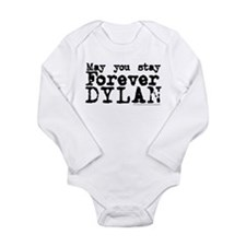 Forever Dylan Long Sleeve Infant Bodysuit