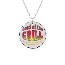 Lord of the Grill Necklace