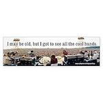 Woodstock Bumper Sticker