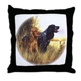 Cocker Spaniel (English) Throw Pillow