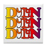 Just Dylan 1 Tile Coaster