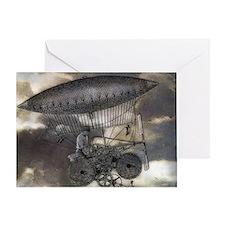 Flight of Fancy Greeting Card