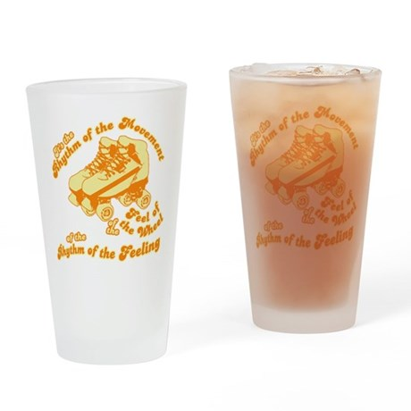 The Rhythm of the Movement Pint Glass