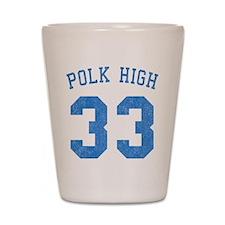 Polk High 33 Shot Glass