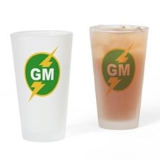 GM Groomsman Pint Glass