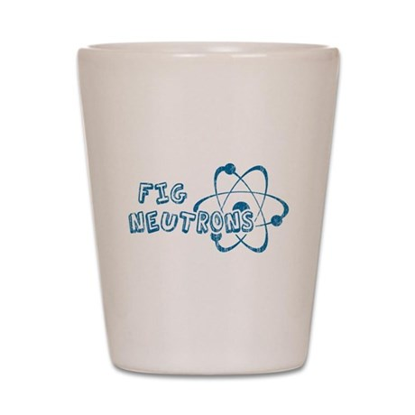 Fig Neutrons Shot Glass