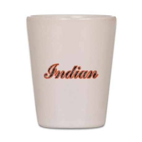 Indian Shot Glass
