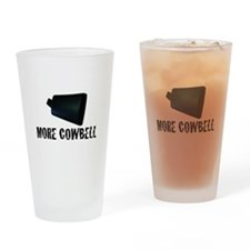 More Cowbell v.2 Pint Glass