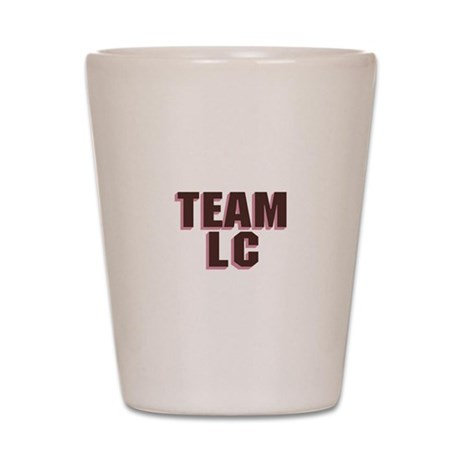 Team LC Shot Glass