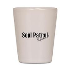 Soul Patrol Shot Glass