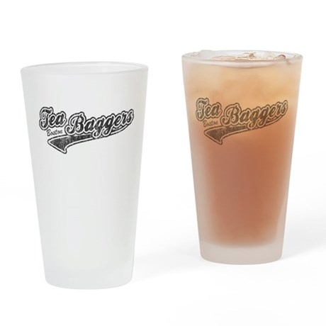 Boston Tea-Baggers Pint Glass