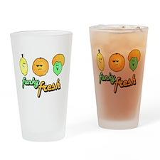 Funky Fresh Pint Glass