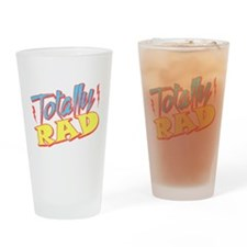 Totally Rad Pint Glass