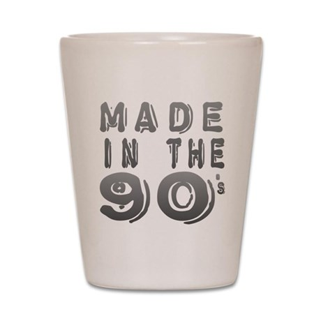 Made in the 90's Shot Glass