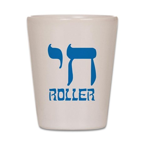 Chai Roller Shot Glass