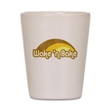 Wake 'n Bake Shot Glass