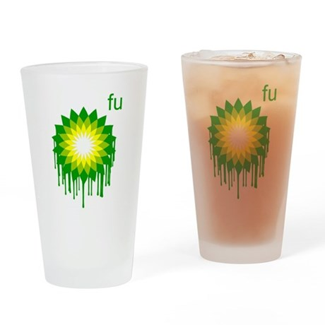 Fuck You BP Pint Glass