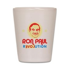 Ron Paul 2012 Shot Glass